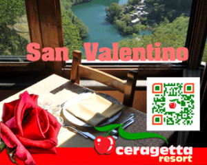 Cena romantica, San Valentino in Garfagnana