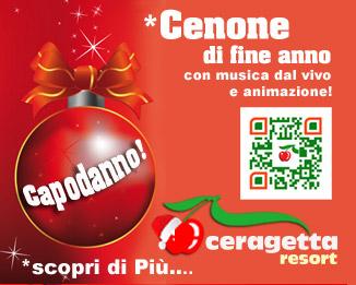 Cenone - Veglione di San Silvestro in Garfagnana.
