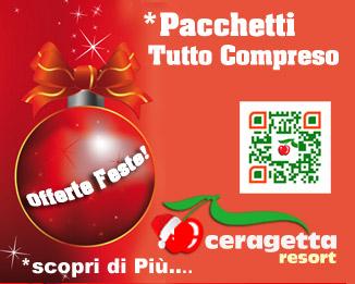 Pacchetti - Offerta: Natale e Capodanno